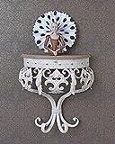 Wandtisch Rokoko Wandkonsole Konsolentisch Antik Metallkonsole Tischkonsole Palazzo Exklusiv