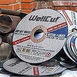 Wellcut WCM12512125mm 1.2mm dischi di metallo