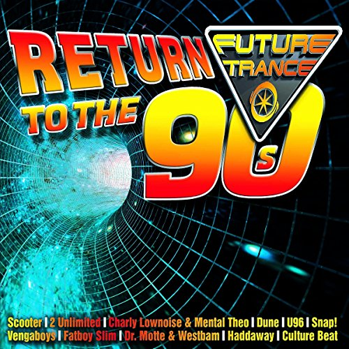 Preisvergleich Produktbild Future Trance - Return to the 90s