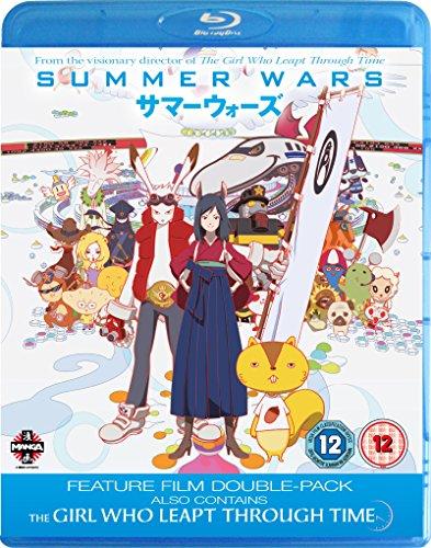 [UK-Import]Summer Wars / The Girl Who Leapt Through Time Blu-ray (Girl Who Leapt)