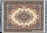 Woven Rug Mouse Pad - Persian Style Carp...