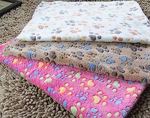 Tappeto Morbido Per Cani : Weimay cuscino per cani pet accogliente caldo tappeto morbido in
