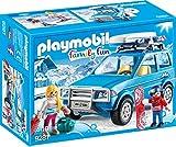 PLAYMOBIL 9281 - Auto mit Dachbox