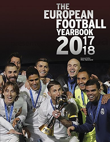 UEFA European Football Yearbook 2017/18 por Mike Hammond