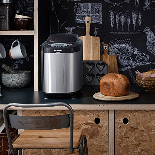 Panasonic SDZB2512KXC Bread Maker Features 31 Programmes Allowing you to Create and Make Sensational and Healthy Bread