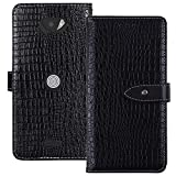 YLYH Business Case For Crosscall Core x3 5 inch Wallet Case