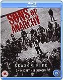 Sons of Anarchy - Season 5 [Blu-ray]