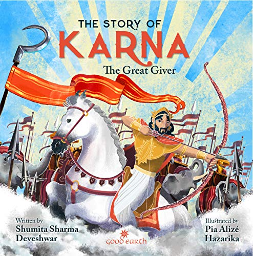 The Story of Karna : The Great Giver