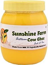 Sunshine Artisans Cow Ghee, 500ml