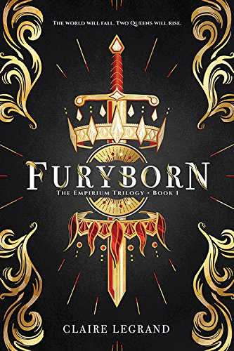 Furyborn (Empirium Trilogy)