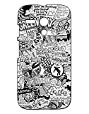 Pickpattern Back cover for Motorola Moto G 1st Gen X1032 best price on Amazon @ Rs. 299