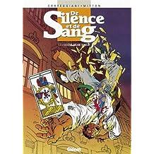 De silence et de sang, tome 7 : La dixième arcane majeur