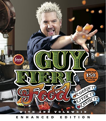 d87cca88c Guy Fieri Food (Enhanced Edition): More Than 150 Off-the-Hook