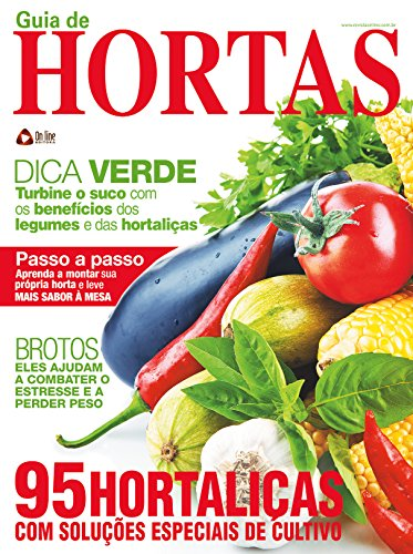 Guia de Hortas 09 (Portuguese Edition) por On Line Editora