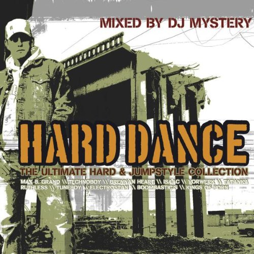 Preisvergleich Produktbild Hard Dance Vol. 1 / Mixed by Dj Mystery