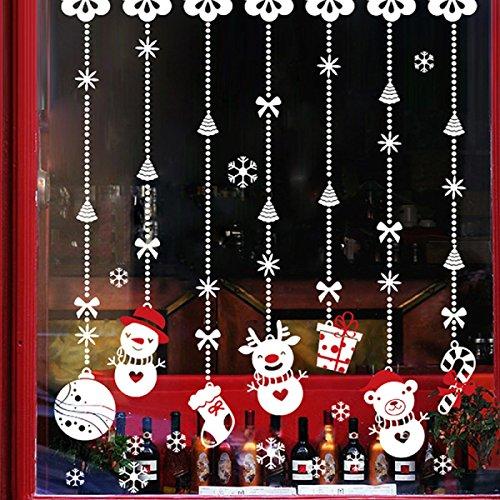 hneemann Ornamente Verzierungen Wandaufkleber Personalisierte Geschnitzt Wohnzimmer Schlafzimmer Fenster Glas Kreativ Aufkleber Abnehmbar Dekorative Aufkleber 60 * 90 Cm ()