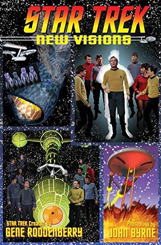 Star Trek: New Visions Volume 2 (John Trek Byrne Star)