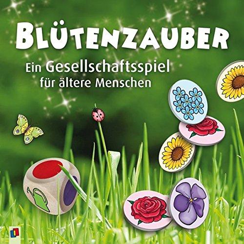 Blütenzauber: Ein Gesellschaftsspiel für ältere Menschen
