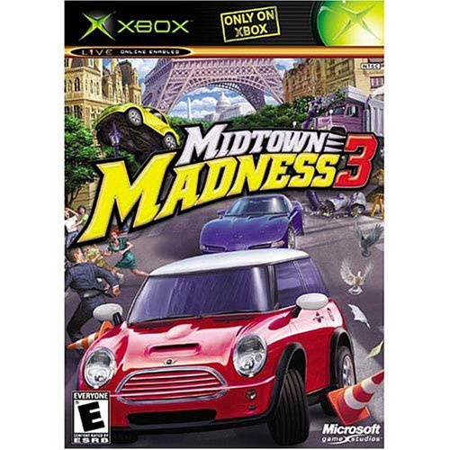 Midtown Madness 3 by Microsoft
