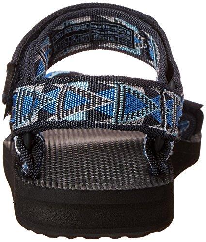 Teva Original Universal Ms, Sandales sport et outdoor homme Bleu - Blau (962 mosaic black)
