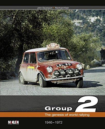 Group 2: The Genesis of World Rallying por John Davenport