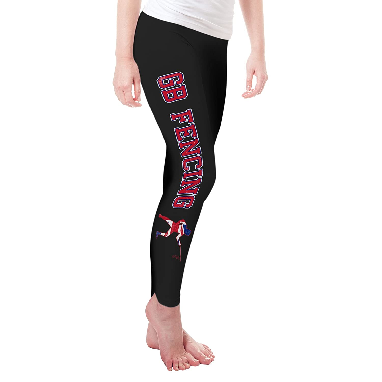 Twisted Envy GB Boxing Baby Novelty Leggings