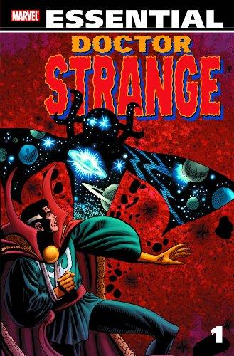 Essential Doctor Strange Volume 1