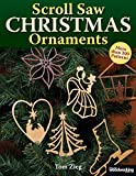 Scroll Saw Christmas Ornaments: More Than 200 Patterns: Over 200 Patterns