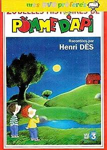 """Afficher """"Pomme d'Api n° 1 20 belles histoires de Pomme d'Api racontées par Henri Dès"""""""