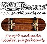 Southboards® Finest Handmade Wooden Fingerboard Finger Skate Board Oak Real Wood