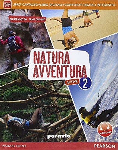Natura avventuraLIM. Per la Scuola media. Con e-book. Con espansione online. Con libro: 2