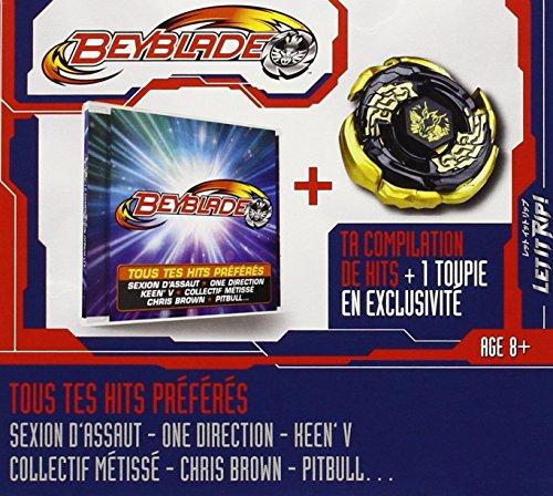 Beyblade [+Spinning Top]