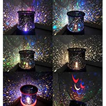 Star Sky Night Romatic Gift Cosmos Master Projector Starry Night Light Lamp