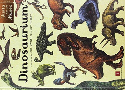 Dinosaurium (El chico amarillo) por Lily Murray