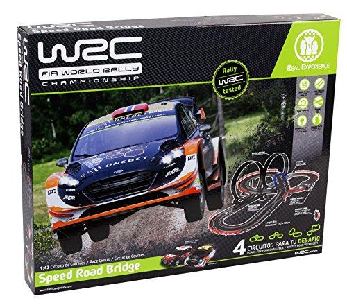 WRC Speed Road Bridge, multicolor (91002)