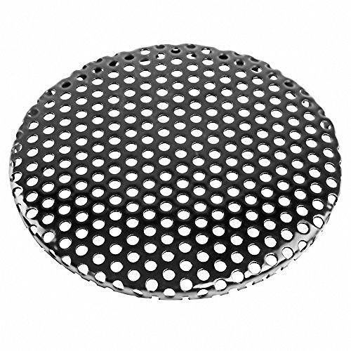 Mianova - RSonic Grillaufsatz Grillplatte 15cm für Campingkocher Gaskocher BBQ Grill Anzünder Camping Shisha Kohle Kohleanzünder Grillanzünder Edelstahl