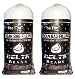 #9: BEAN BAG REFILL (FILLER) 2 KG BY DELTA BEAN BAGS