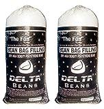 #10: BEAN BAG REFILL (FILLER) 2 KG BY DELTA BEAN BAGS