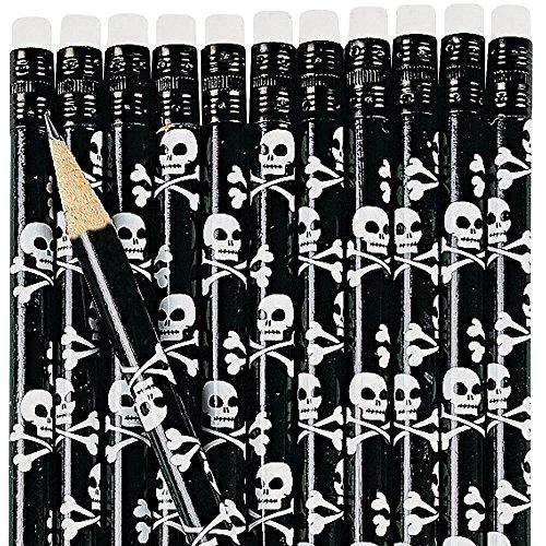 Piratenparty Skelett Geburtstag Mitgebsel Totenkopf Kindergeburtstag Einschulung Schultüte (Schnitzeljagd Halloween)