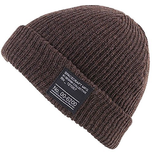 Spacecraft Dock Beanie Mens