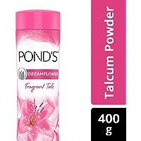 Pond's Dream flower Fragrant Talc, Pink Lilly, 400g