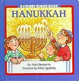Hanukkah: Chubby Board Books by Alan Benjamin (1993-09-01)