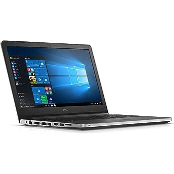 """Dell Inspiron i7-15RSLV 15R 5559 15.6"""" FHD Touch 6th Gen i7-6500U 16GB 1TB HDD Upto 4GB AMD Graphics Windows10 Back-Lit Keyboard (1920x1080) DVDRW (Silver)"""