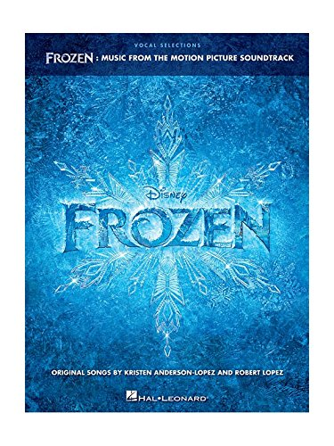 Frozen: Music From The Motion Picture Soundtrack - Vocal Selections. Partitions pour Voix, Accompagnement Piano