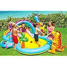 Piscinas infantiles con tobogan for Amazon piscinas infantiles