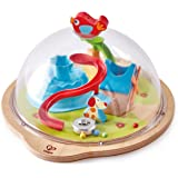 Hape Sunny Valley Adventure Dome | 3D Toy with Magnetic Maze, Kids Play Dome Featuring Characters and Accessories Multicolor,
