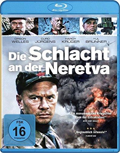 Die Schlacht an der Neretva (Blu-ray)