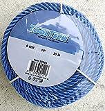 Kunststoffseil PP Polypropylen Polyseil blau 30mx8mm