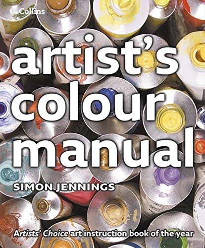 Collins Artist's Colour Manual por Simon Jennings