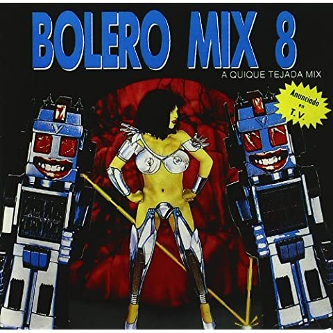 Bolero Mix 8 by Various